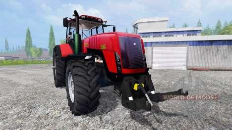 Belarus-4522 für Farming Simulator 2015