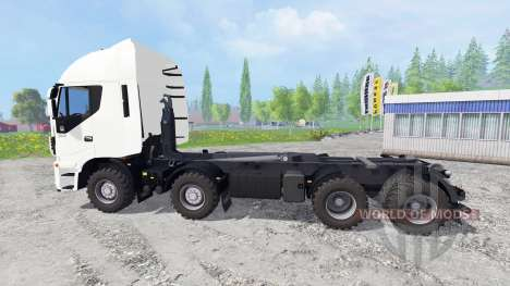 Iveco Stralis Hi-Way 8x8 für Farming Simulator 2015