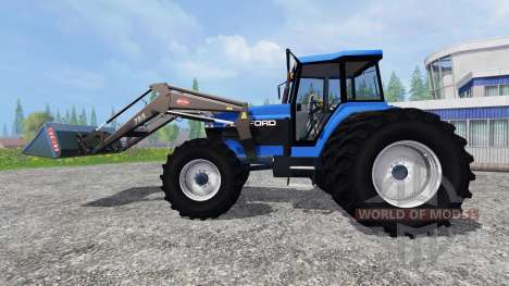 Ford 8970 FL pour Farming Simulator 2015