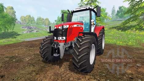 Massey Ferguson 7616 für Farming Simulator 2015