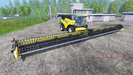 New Holland Super Flex Draper 45FT pour Farming Simulator 2015