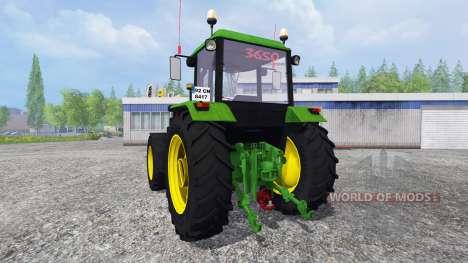 John Deere 3650 für Farming Simulator 2015