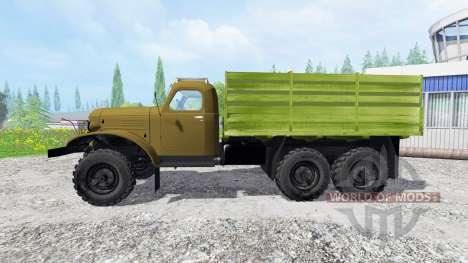 ZIL-157К für Farming Simulator 2015