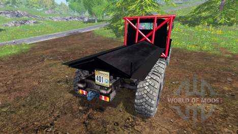 Ural-375-Vie-A-Cola pour Farming Simulator 2015