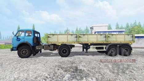 MAZ-509 für Farming Simulator 2015