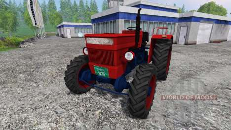 UTB Universal 445 DT für Farming Simulator 2015