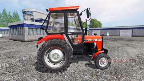 Ursus 3512 pour Farming Simulator 2015