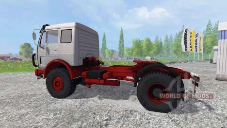 Mercedes-Benz NG 1632 pour Farming Simulator 2015