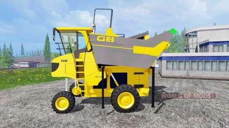 Gregoire G8.260 v0.95 pour Farming Simulator 2015