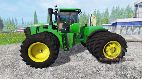 John Deere 9620R für Farming Simulator 2015