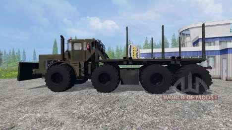 K-700A kirovec 8x8 pour Farming Simulator 2015