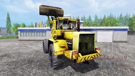 K-702 Kirovets v2.0 pour Farming Simulator 2015