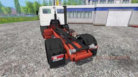 Renault G210 für Farming Simulator 2015