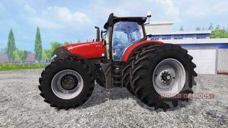 Case IH Optum CVX 300 v1.4.3 pour Farming Simulator 2015