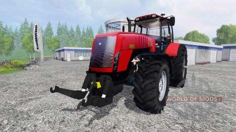 Biélorussie-4522 v1.4 pour Farming Simulator 2015