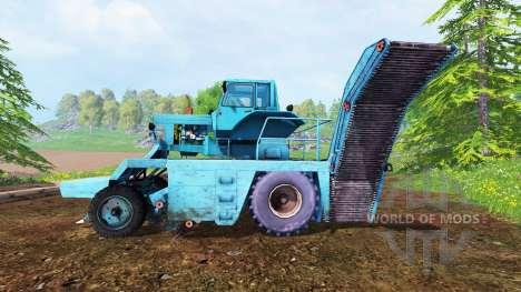 RKS-6 für Farming Simulator 2015