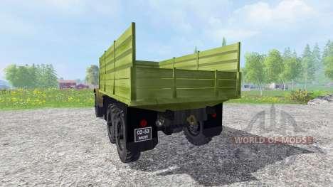 ZIL-157 pour Farming Simulator 2015