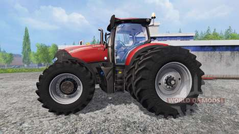 Case IH Optum CVX 300 v1.5.1 pour Farming Simulator 2015