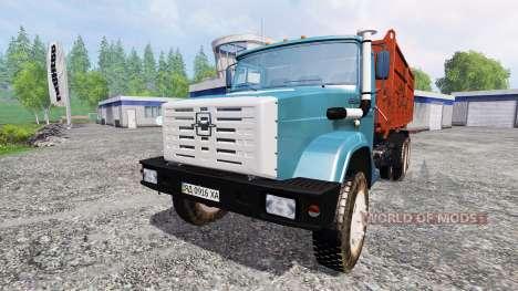 ZIL-MMZ-4516 pour Farming Simulator 2015