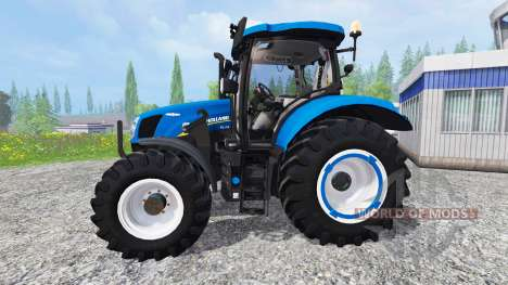 New Holland T6.120 v1.3 für Farming Simulator 2015