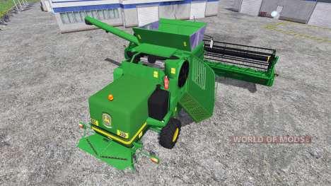 John Deere T670i pour Farming Simulator 2015