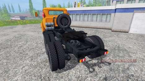 ZIL-Э133ВЯТ 1982 für Farming Simulator 2015
