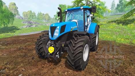 New Holland T7.170 für Farming Simulator 2015