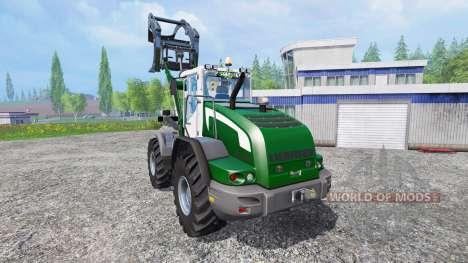 Liebherr L538 [green] für Farming Simulator 2015