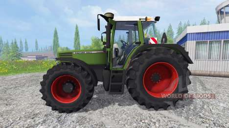 Fendt Favorit 515C [washable] pour Farming Simulator 2015