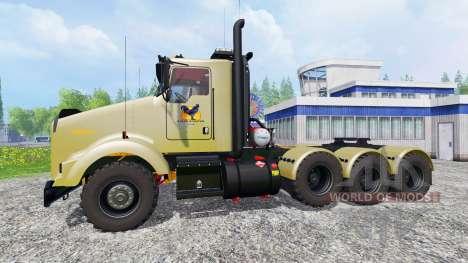 Kenworth T800 v1.2 für Farming Simulator 2015