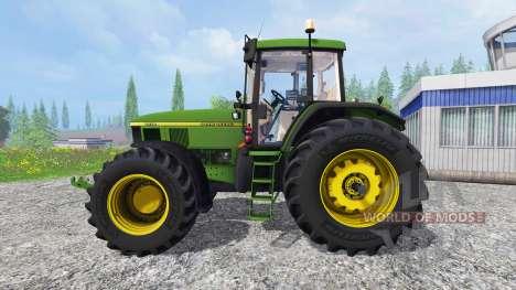 John Deere 7710 pour Farming Simulator 2015