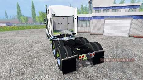 Kenworth T800 für Farming Simulator 2015