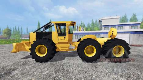 Tigercat 635D für Farming Simulator 2015