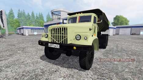 Kraz-257 pour Farming Simulator 2015