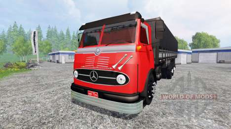 Mercedes-Benz LP 321 für Farming Simulator 2015