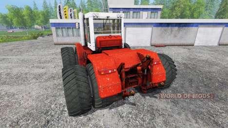 744 R3. v2.0 pour Farming Simulator 2015