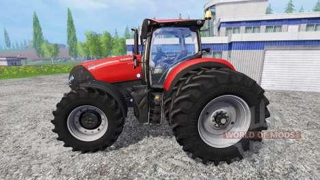 Case IH Optum CVX 300 v1.4.1 pour Farming Simulator 2015