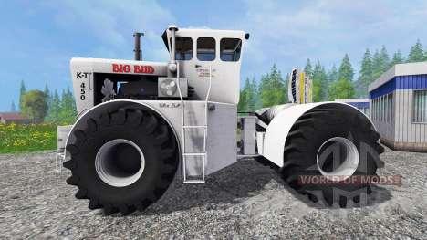 Big Bud K-T 450 pour Farming Simulator 2015