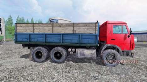 KamAZ-55102 v2.5 für Farming Simulator 2015