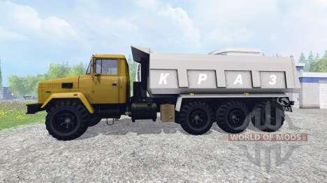 KRAZ-7140С6 für Farming Simulator 2015