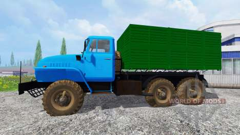 Ural-4320 v2.1 für Farming Simulator 2015