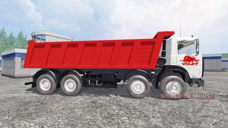 MZKT-65152 v2.0 für Farming Simulator 2015