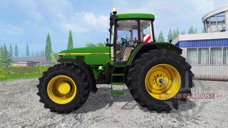 John Deere 7810 [washable] v2.1 für Farming Simulator 2015