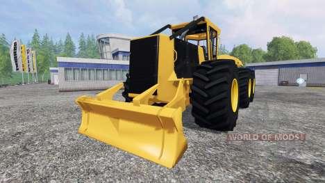Tigercat 635D pour Farming Simulator 2015