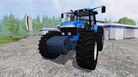 Ford 8970 pour Farming Simulator 2015