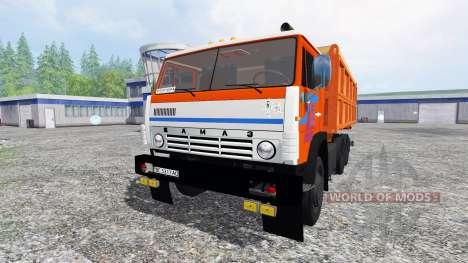 KamAZ-5320 für Farming Simulator 2015