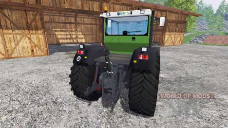 Fendt Xylon 524 v4.0 für Farming Simulator 2015