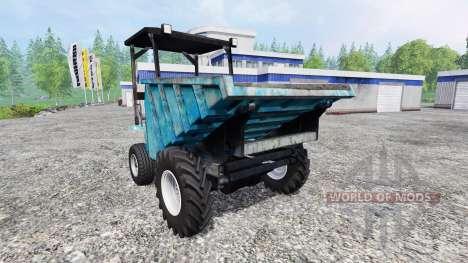 Mini-dumper für Farming Simulator 2015