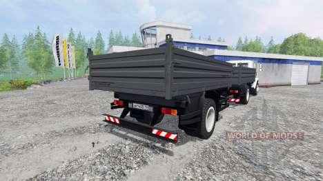 GAZ-SAZ-35071 v2.1 für Farming Simulator 2015