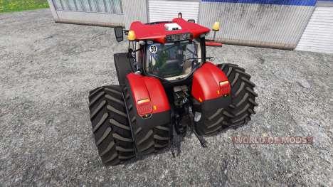 Case IH Optum CVX 300 v1.5.1 für Farming Simulator 2015